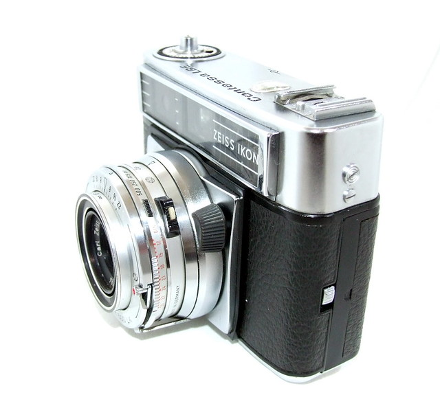 Zeiss Ikon Contessa LBE | Manufactured by Zeiss Ikon, Stuttg