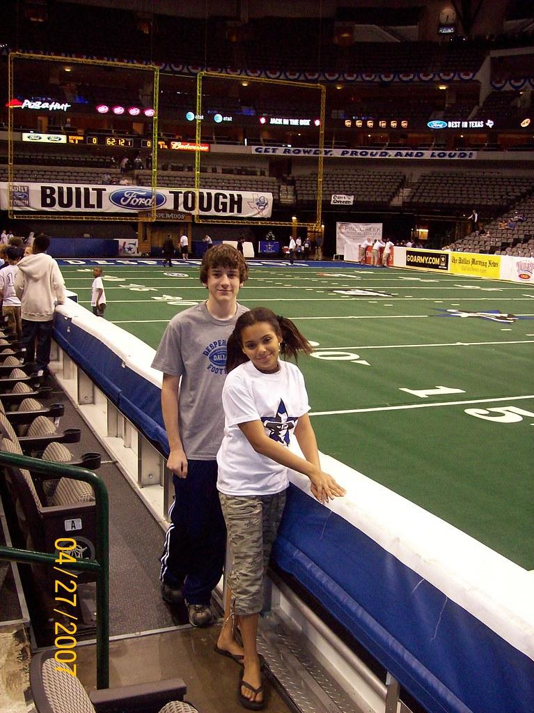 Dallas Desperados Game Dallas Desperados Skookums 1 Flickr