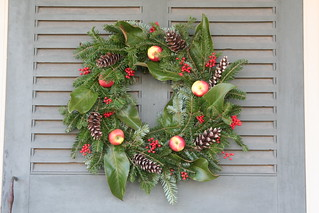Christmas Wreath   by Tobyotter