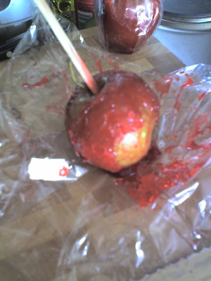 Candied Apple 1