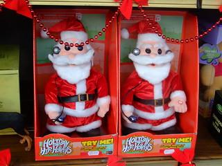 Rapping Homeboy Santa | by 4rank