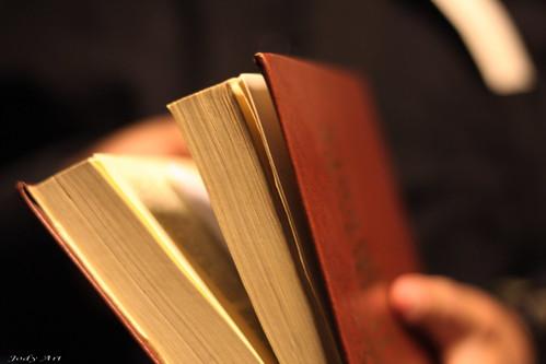 Il Mondo è un bel Libro... | by Jody Art