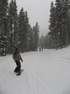 Breckenridge Powder Day 30 Dec - 04   by Grayskullduggery