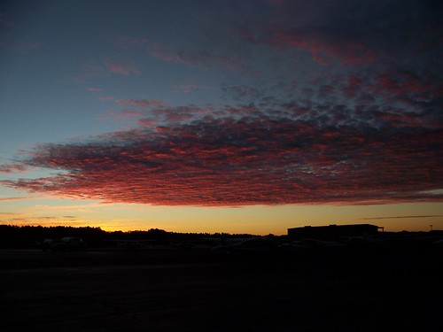 clouds sunrise mississippi airport madison ms kmbo