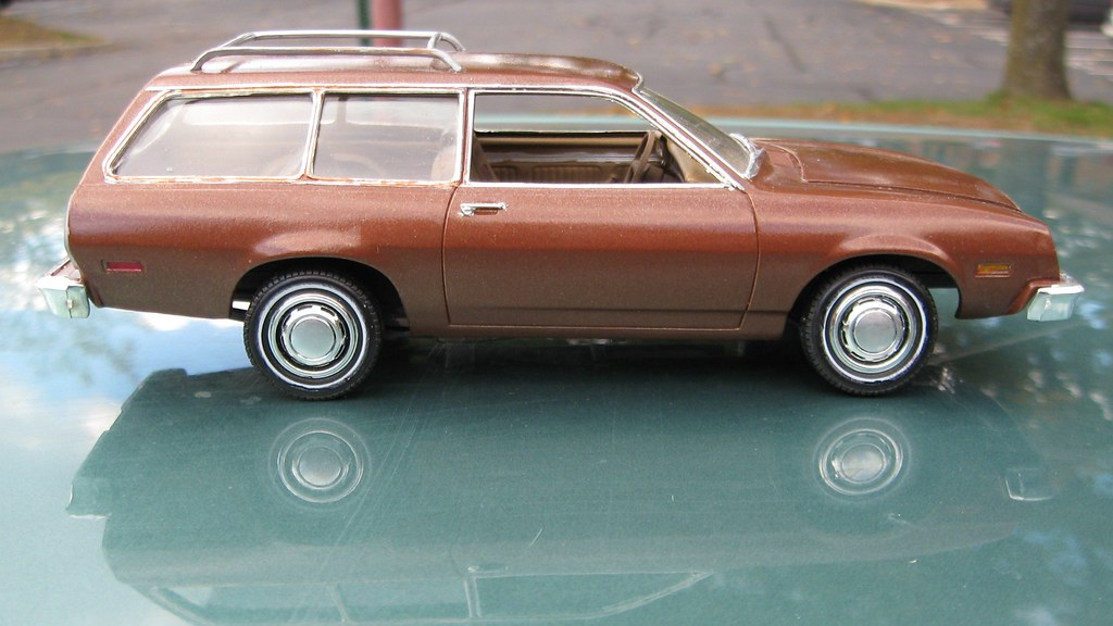 Brown Pinto Mpc 1978 Wagon With Wheels From The Fresh Cher Flickr