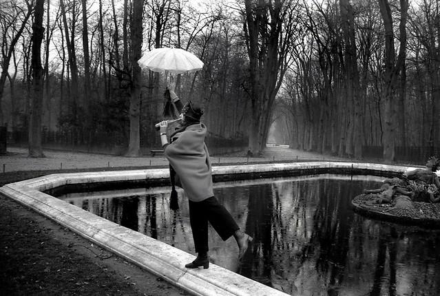 Versailles France, 1971