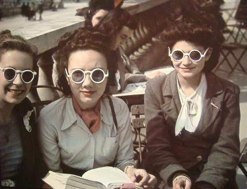 1940's Parisian fashion (2)
