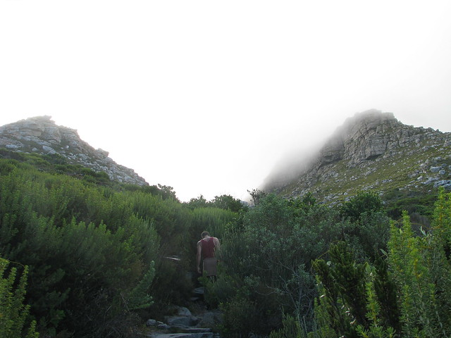 Table Top Mountain, Kalk Bay, Cape Town