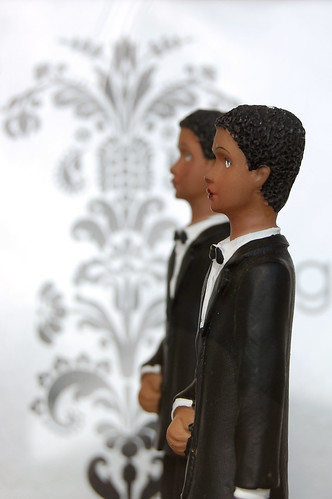 Wedding Cake Figurines | by laverrue