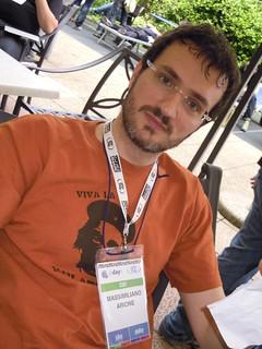 Garakkio at phpDay 2011