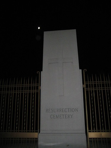 Resurrection Cemetery Entrance | by puroticorico
