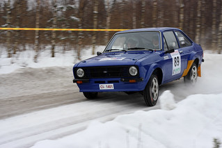 #89 Ford Escort RS 2000