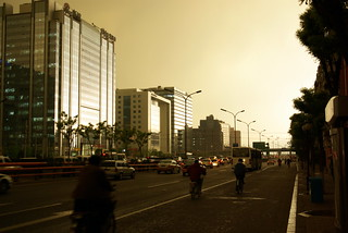 Beijing before the storm | by Cedric Sam