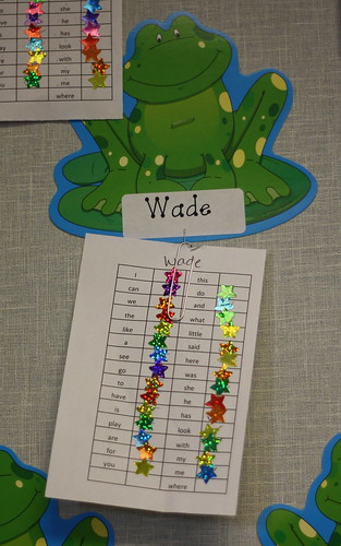 wade knows his sight words | by Jessie Pearl
