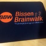 Lite presentreklam åt Bissen Brainwalk inför bandyfinalen. Musmattor, kepsar och kaffemuggar. Dessutom mobilskal och guldloggor åt finallagens mössor.