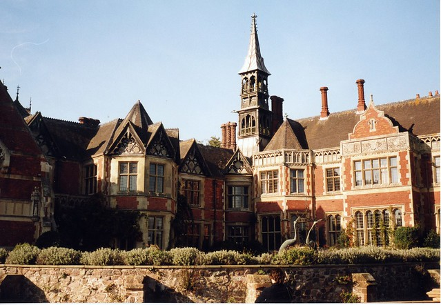 Madresfield Court, Malvern