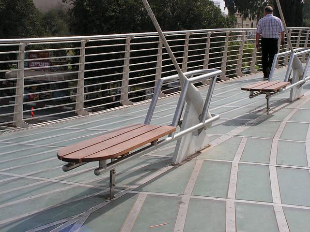 Calatrava bridge - detail