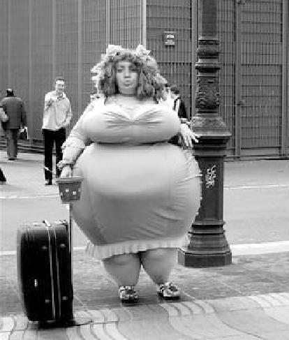 Fat Ass 2 Mrsmiller1958 Flickr