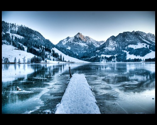 Icy Landscape | by usbdevice