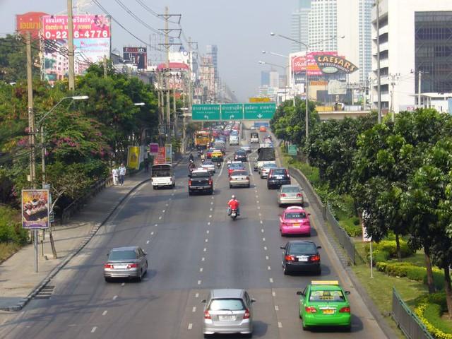 Ratchada Road, Bangkok