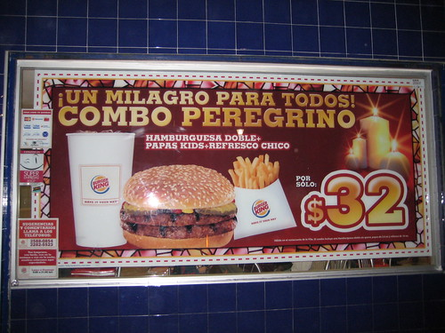 Burger King Milagro