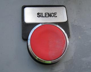 Silence, please | by shawnzrossi