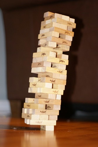 the Jenga | by egarc2