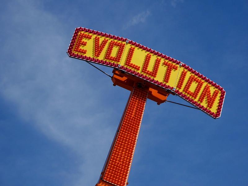 Evolution - The Ride