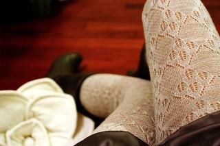 knit legs | day 302