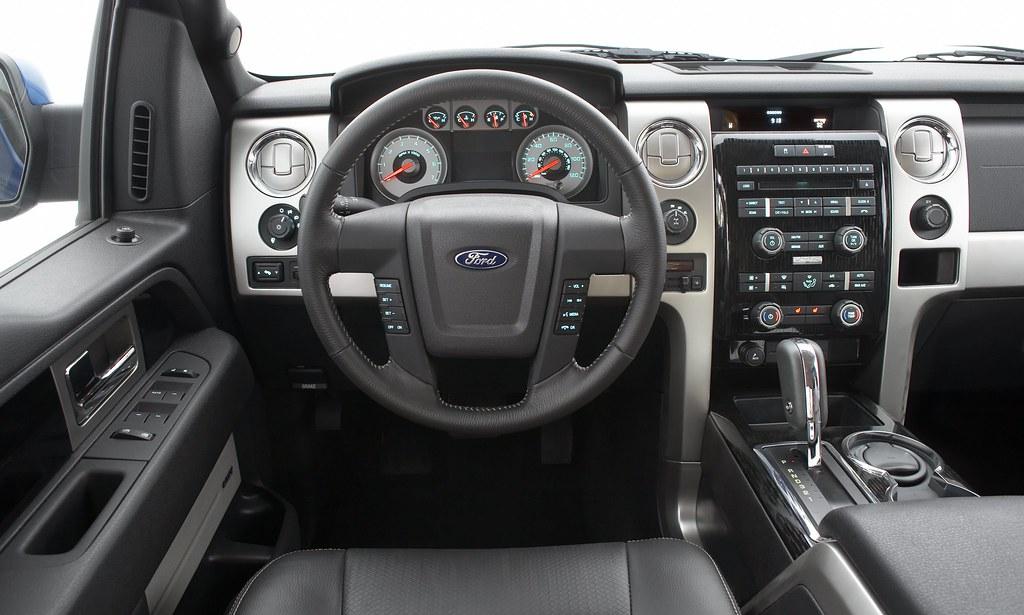 2005 f150 fx4 interior
