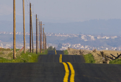 california road county street travel summer 20d canon fence point landscape photo highway native stripes telephone country hwy photograph western land lonely undulation poles roads vanishing backroad placer placercounty roseville undulations rocklin aplusphoto gettyvacation2010
