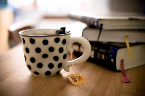 tea & brain food, 119b/365 | by Manuela Hoffmann