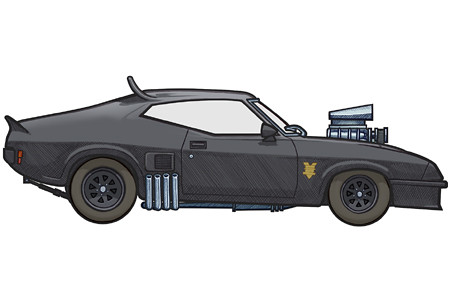 1973 Ford Falcon (Mad Max) | check out my WEBSITE Follow me