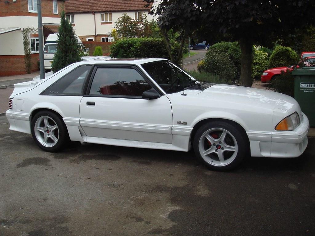 1989 Mustang Cobra Wheels