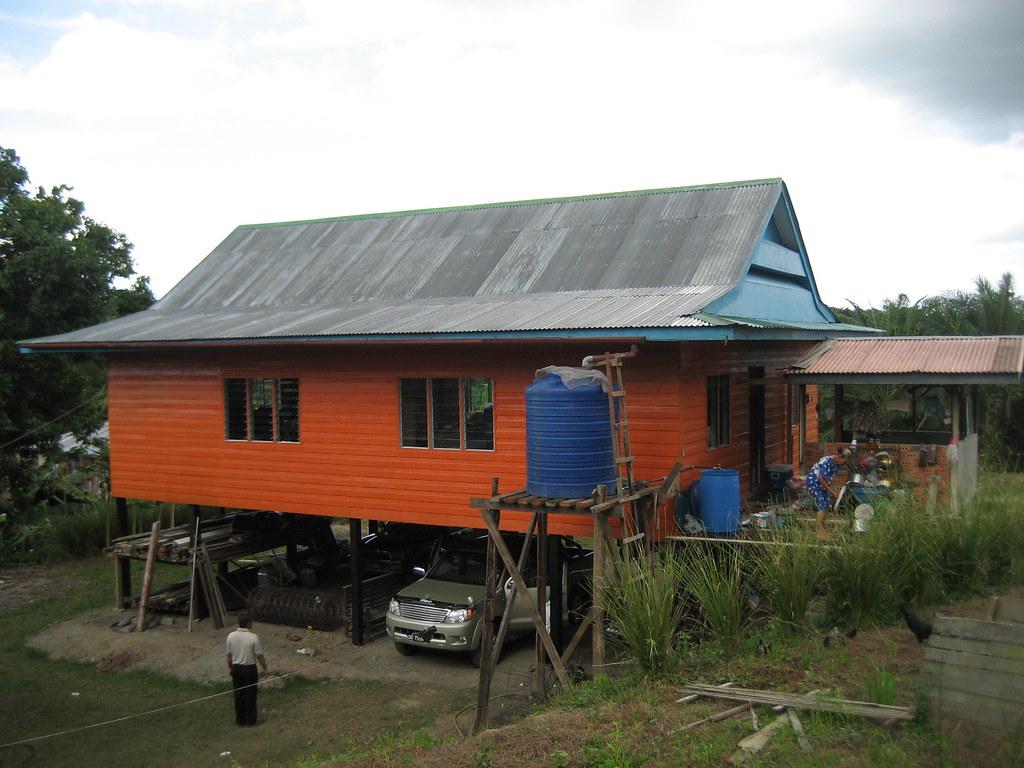 88 Gambar Rumah Orang HD