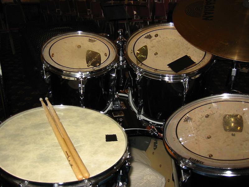 Vineyard Drums