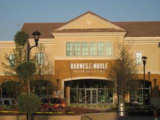 Barnes & Noble | by shawnzrossi