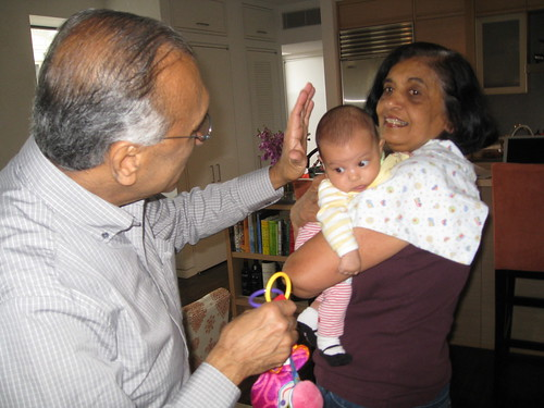 Laila and the Grandparents Virji
