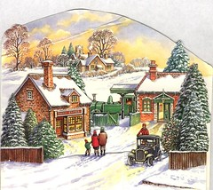 christmas card | by Stephen Rees