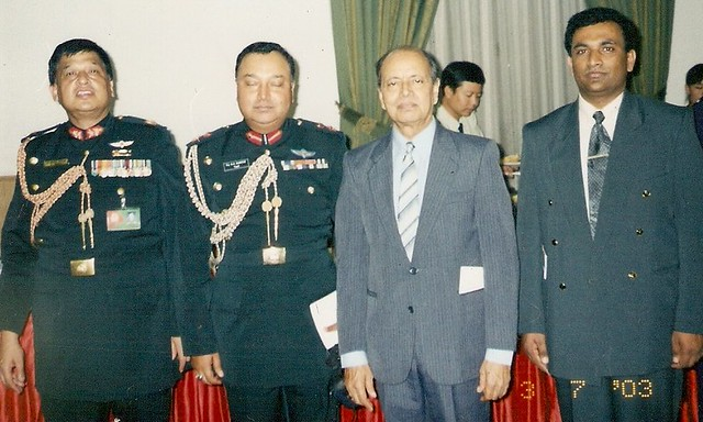 Nepali Ambassador to China in 2004 | The Beauty of Sri Lanka | Flickr