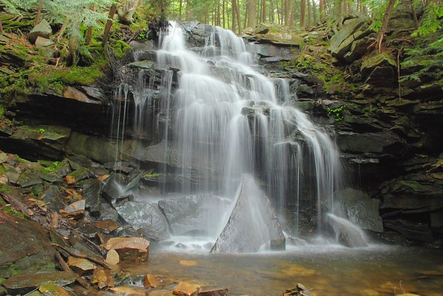 Dutchman Falls, Sullivan County PA | Another one of my favor… | Flickr