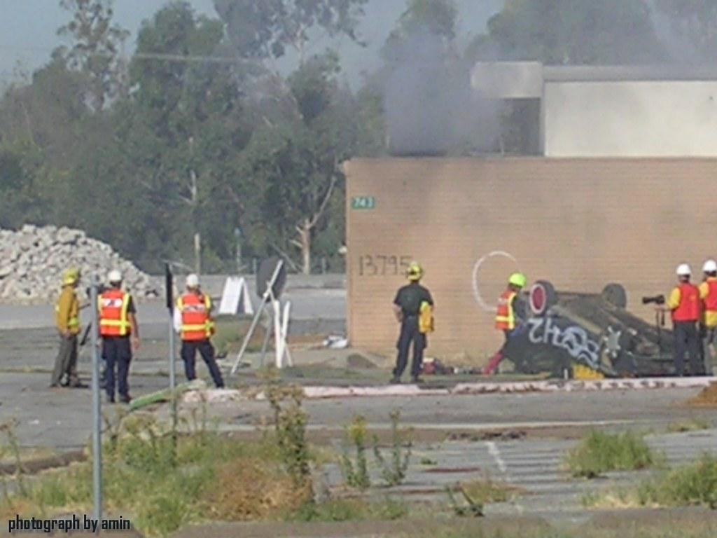 El Toro Marine Base >> Fire at El Toro Base Part 2 - 11/15/07 02 | It has been ...