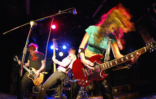 Slunt Performs at CBGB's