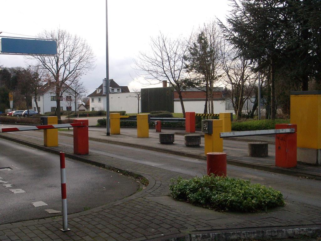 Schrankenanlage Parkhaus Am Bahnhof Bad Oeynhausen Bilder