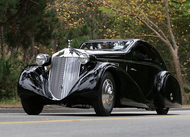 1925 Rolls Royce Phantom >> 1925 Rolls Royce Phantom 1 Jonckheere Coupe Jalopnik Flickr