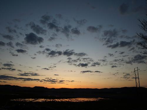sunset river flickr olympus scioto sciotoriver e510 kingarthur10 arthurbogardgmailcom