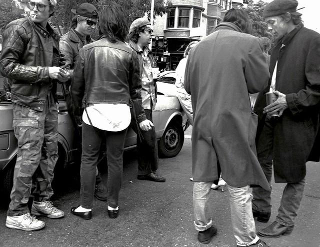 1980's Haight Ashbury