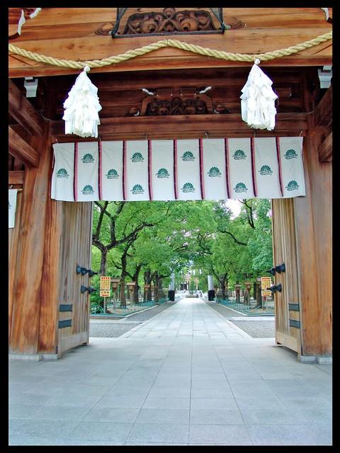 神戸・湊川神社 Minatogawa Jinja 2