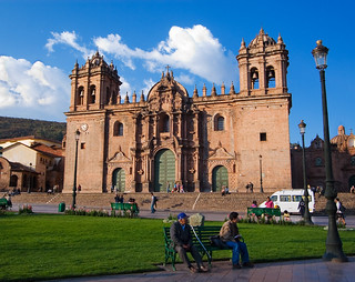 Plaza de Armas and Cathedral, Cusco, Peru | by szeke