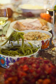 Thanksgiving Spread | by CarbonNYC [in SF!]